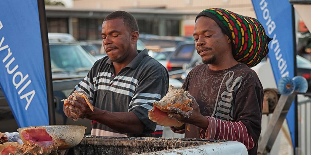 The Bahamas: Abaco Christmas Festival