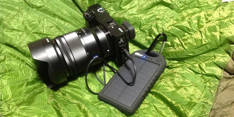 Extending Your Camera Battery on the Trail