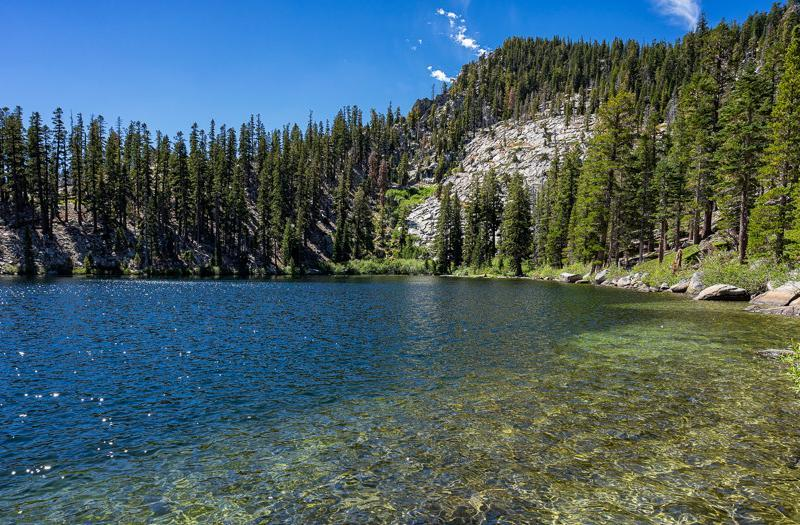 South Lake Tahoe Hiking Trails: Granite Lake