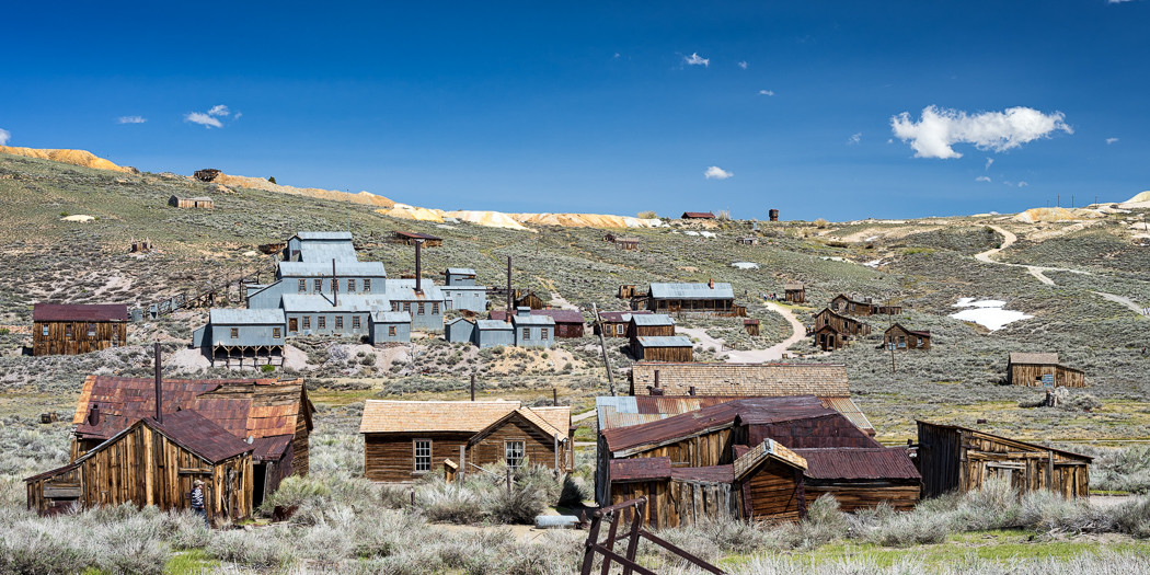 California Road Trips The Ghost Town At Bodie State Historic Park