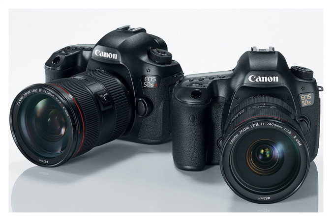 Canon Announces 50MP dSLR
