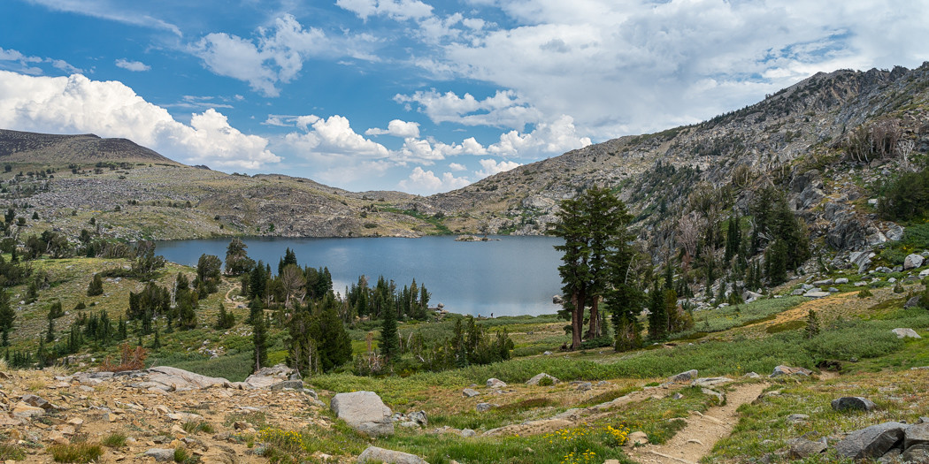 South Lake Tahoe Hiking Trails: Round Top & Winnemucca Lakes Loop