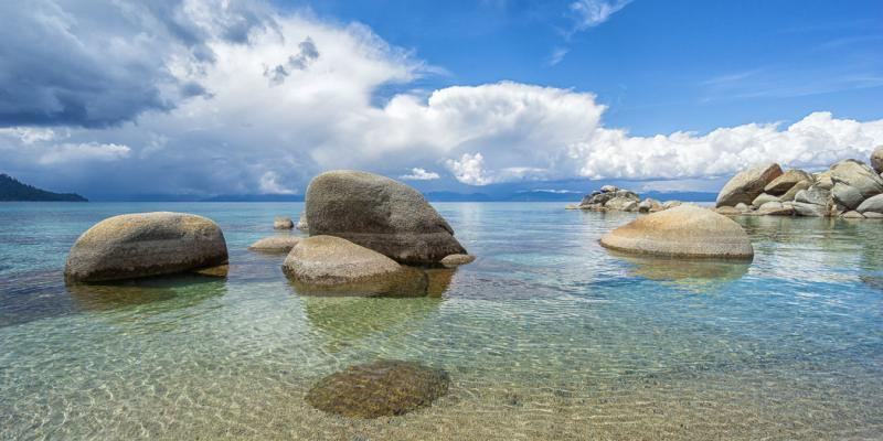 Lake Tahoe Hiking Trails: Chimney Beach