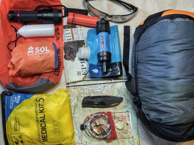 wilderness survival gear