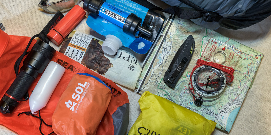 The Ten Essentials of Wilderness Survival Gear