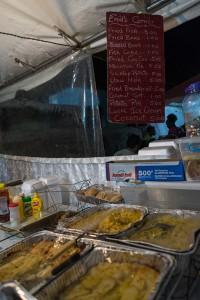gouyave fish fry menu