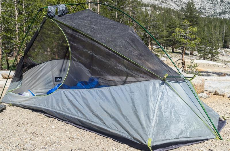 A Summer to Review the REI Dash 2 Tent