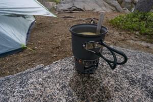Esbit Solid Fuel Camp Cookset