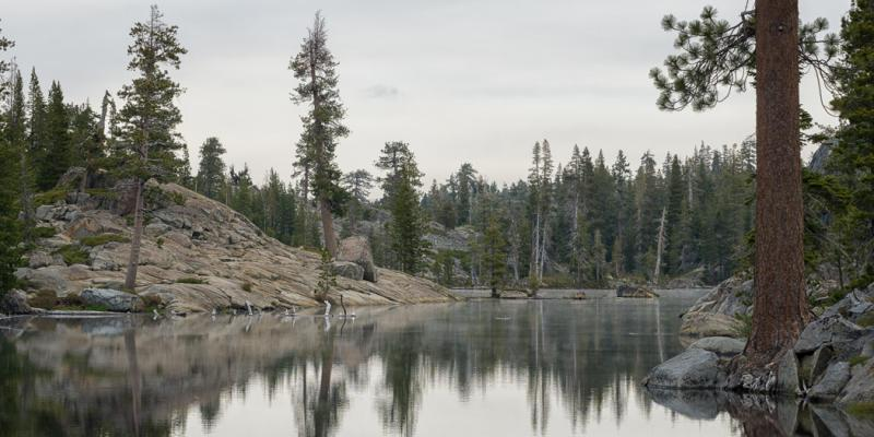 North Lake Tahoe Hiking Trails: Loch Leven Lakes