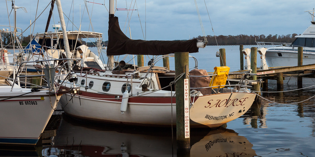 Rechristening a Sailboat With Adequate Superstition