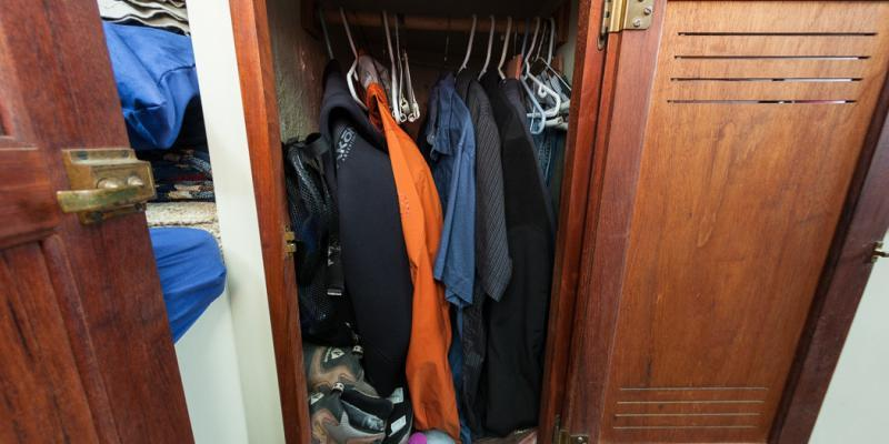 Living Aboard: Like, Where Do You Keep Your Shoes?