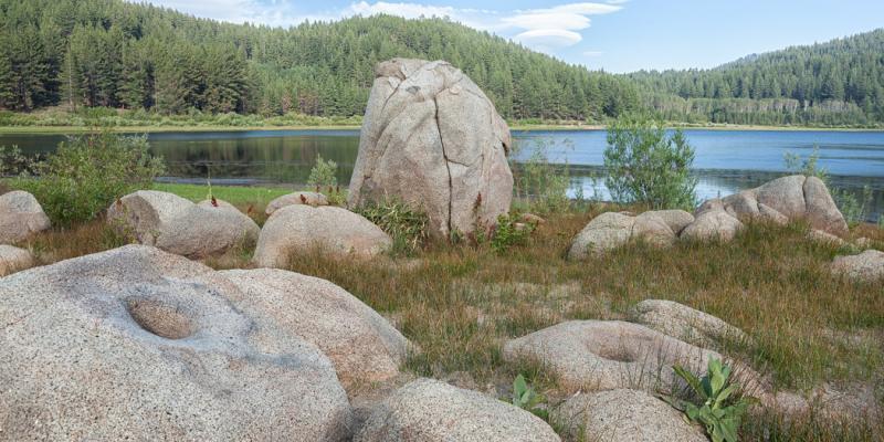 Lake Tahoe Hiking Trails: Spooner Lake Loop
