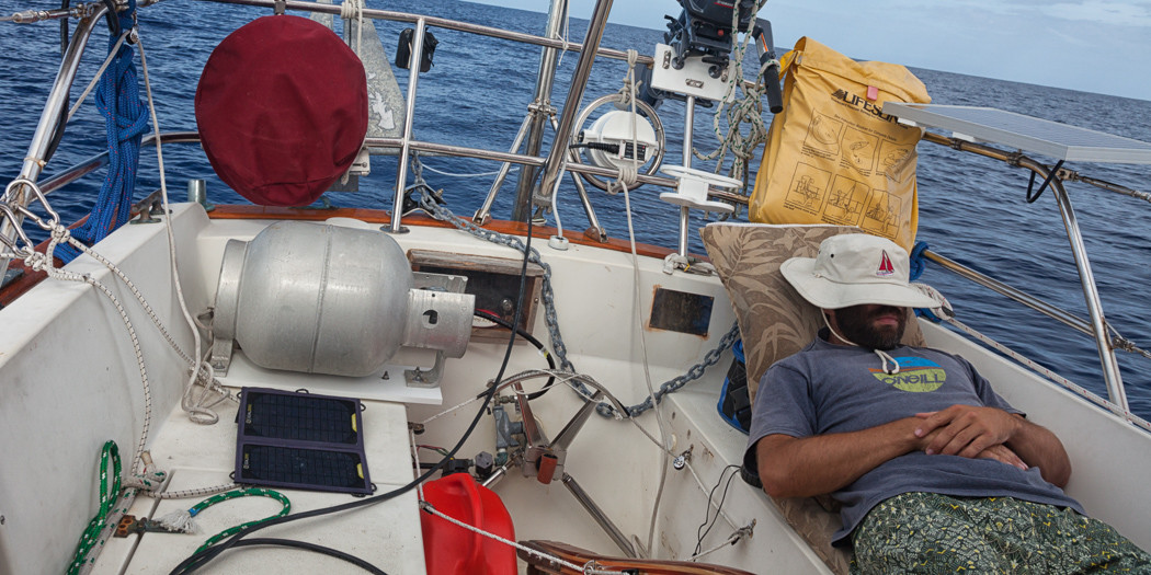 My First Year with Cape Horn Self Steering