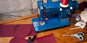 Sewing a Winch Cover