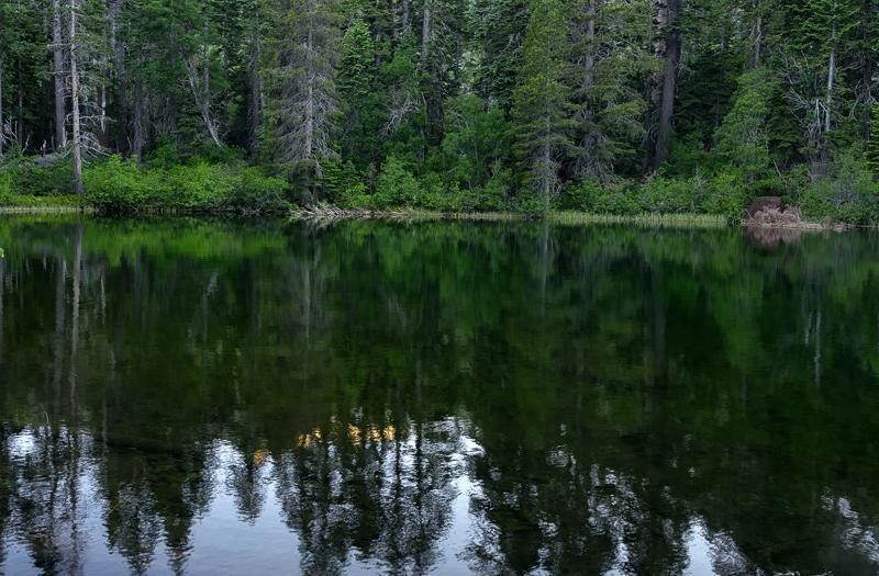 South Lake Tahoe Hiking Trails: Floating Island & Cathedral Lakes