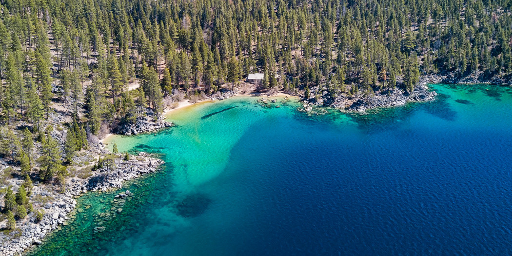 Where You Can Fly a Drone in Lake Tahoe: Downloadable Map