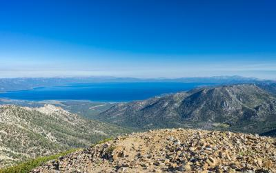 Lake Tahoe Hiking Trails: Freel Peak