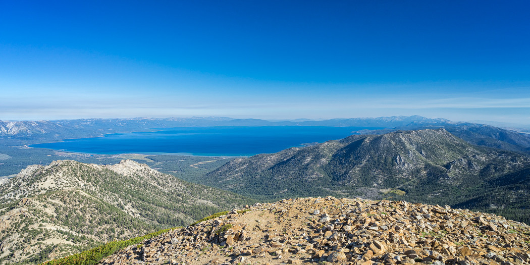 South Lake Tahoe Hiking Trails: Freel Peak