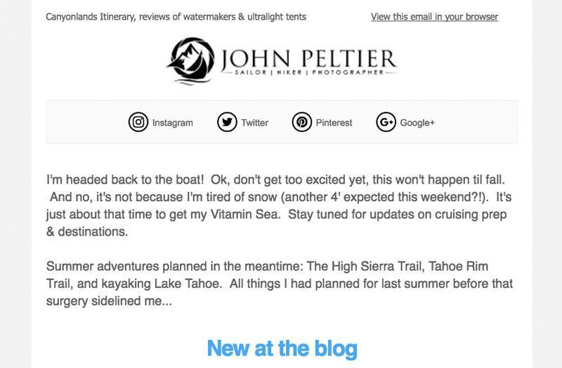 On How to Write Email Newsletters and Getting Reader Feedback