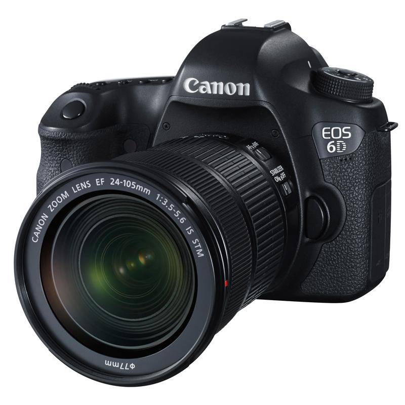 Canon 5D III or 6D?