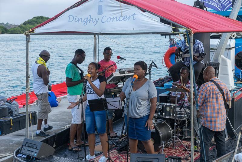 dinghy concert