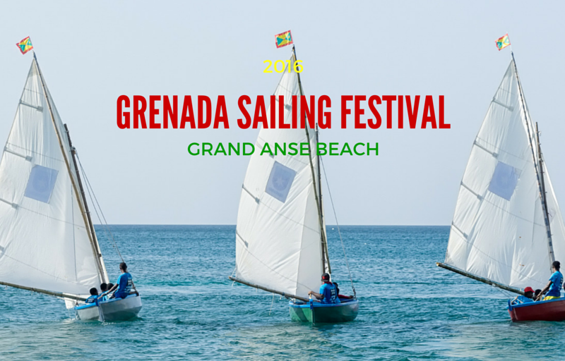 Grenada: Workboat Races & the Grenada Sailing Festival