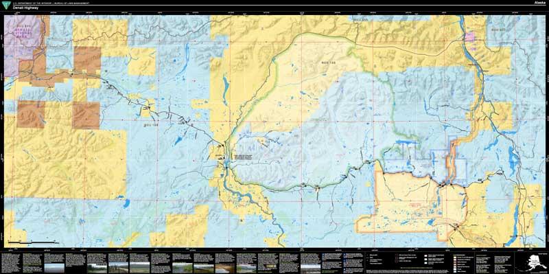 BLM Denali Hwy Geo-Ref