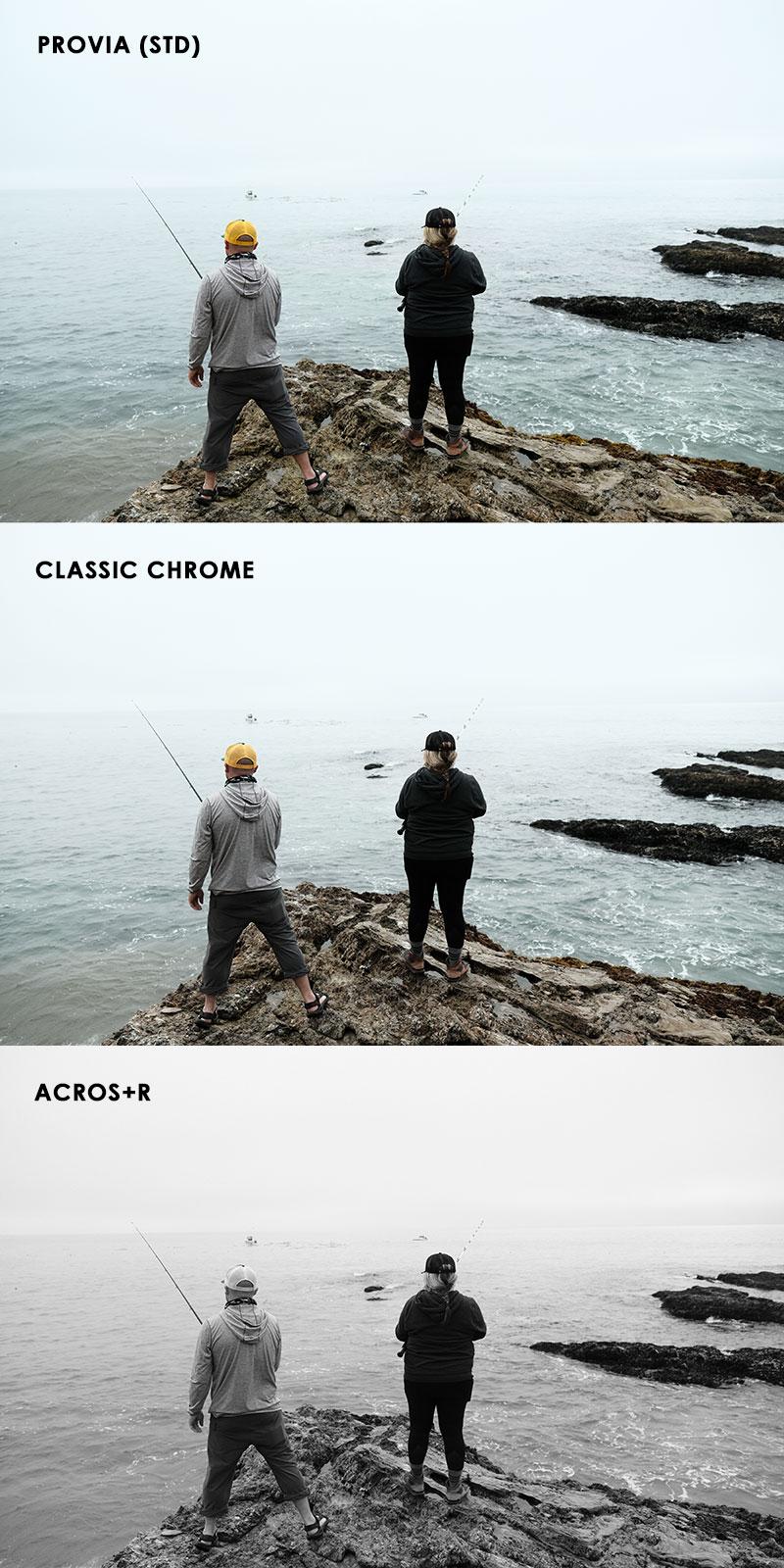 film bracket example