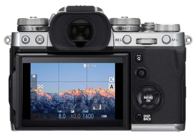 xt2 image display