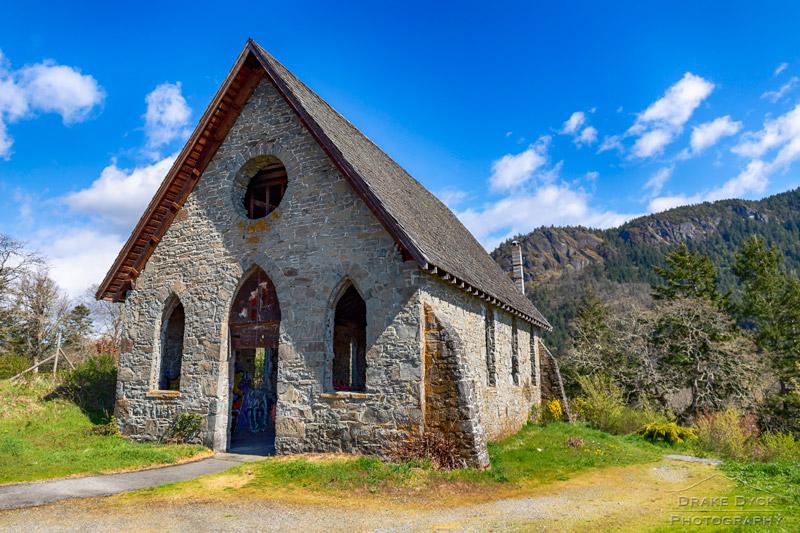 butterstone church