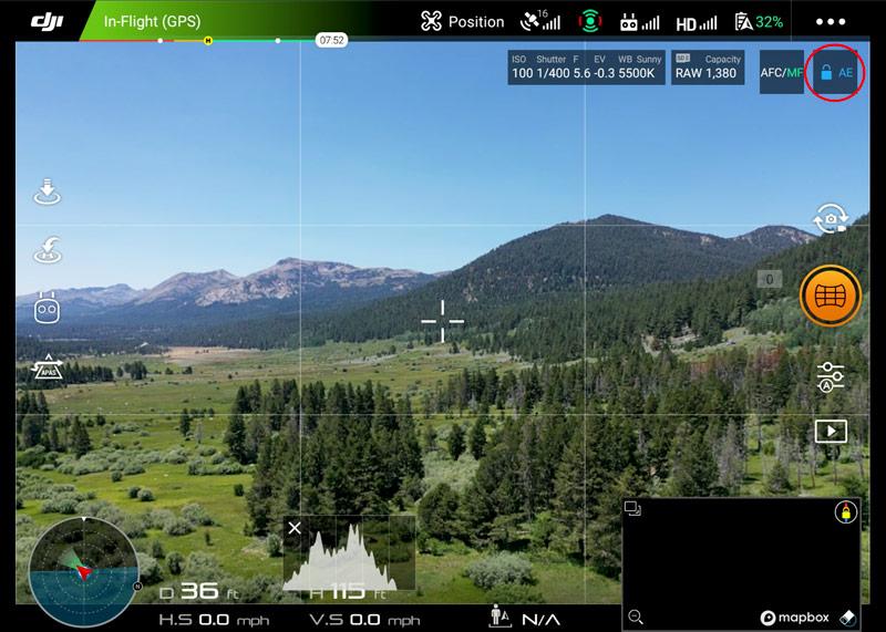 aerial panorama ael