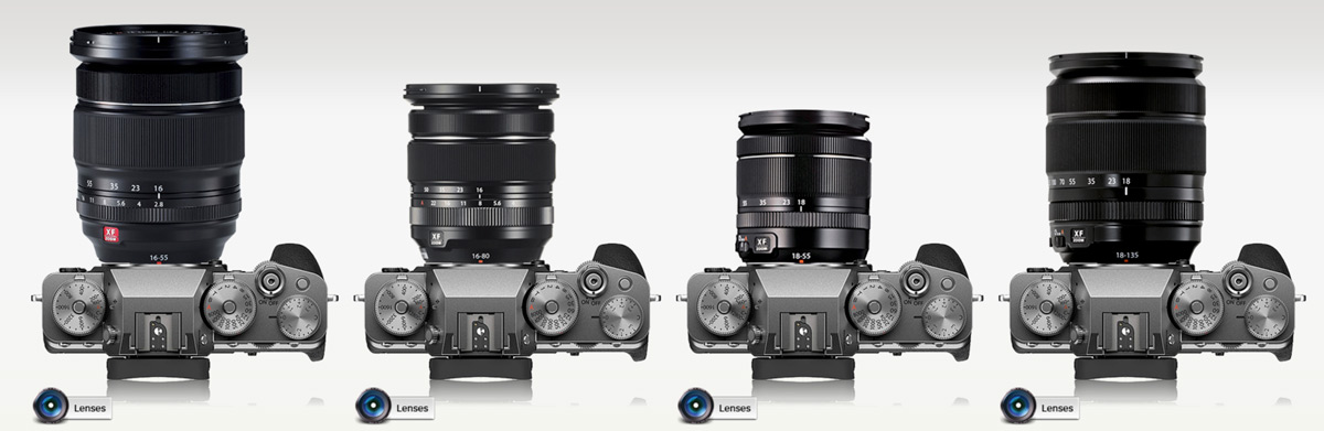 documentary fujifilm lenses