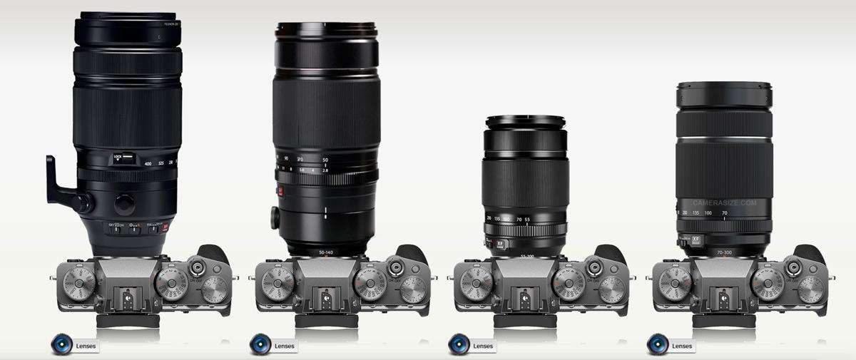 wildlife fujifilm lenses