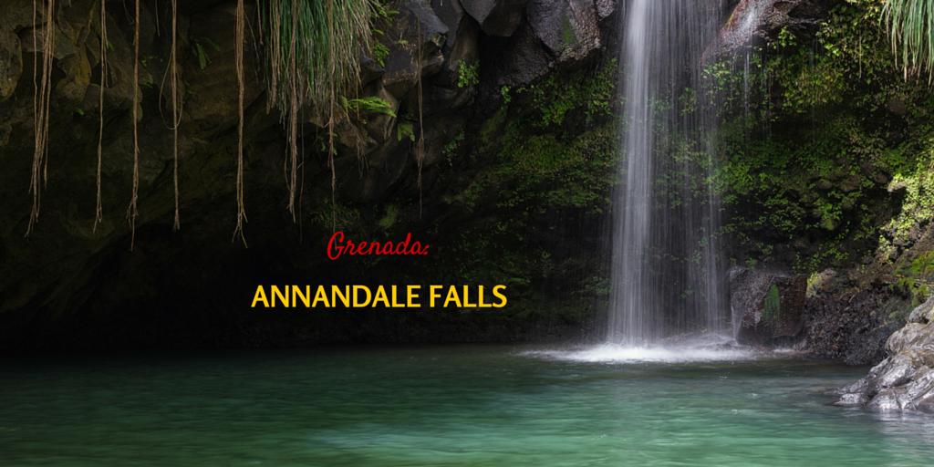 Grenada's Waterfalls: Annandale Falls