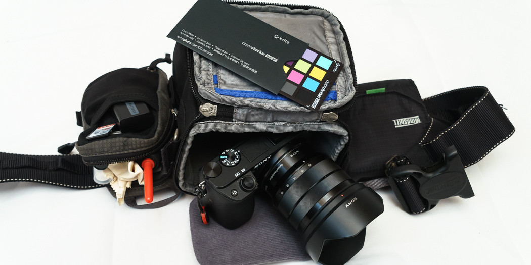 Camera Bag Essentials for the Hiking & Outdoor Photographer