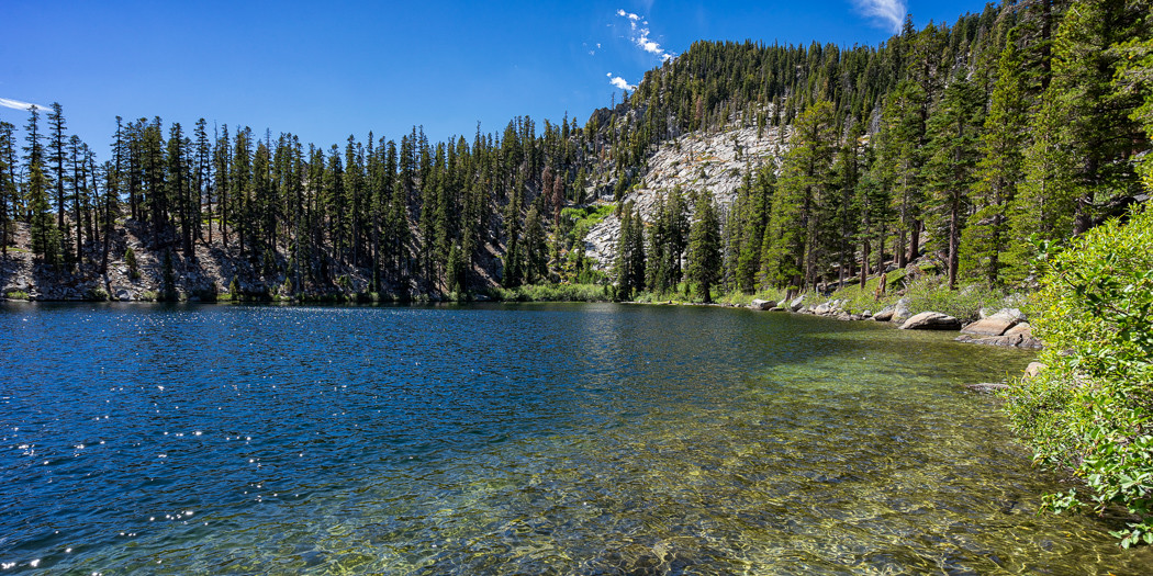 South Lake Tahoe Hiking Trails: Granite Lake