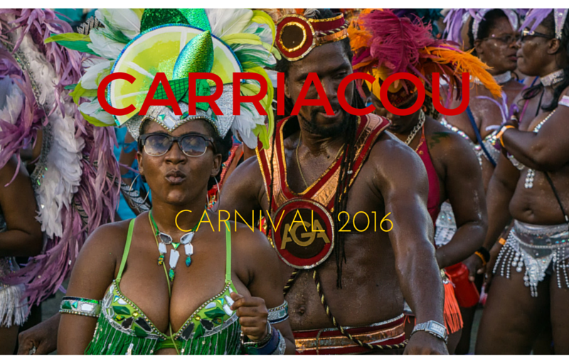 Carriacou: Carnival 2016