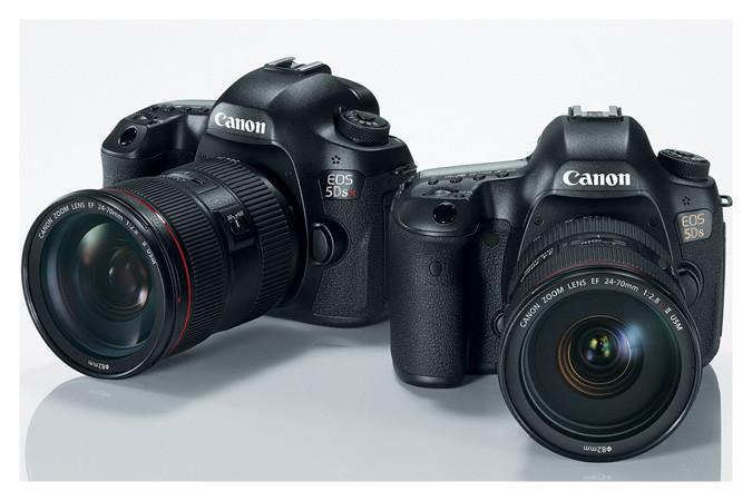 Canon Announces 50MP dSLR