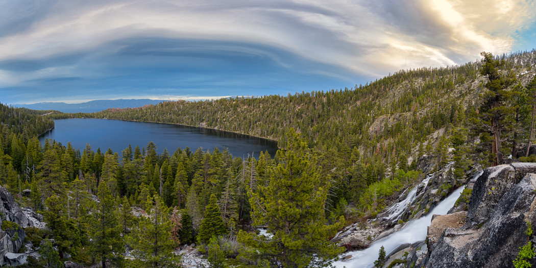South Lake Tahoe Hiking Trails: Cascade Falls