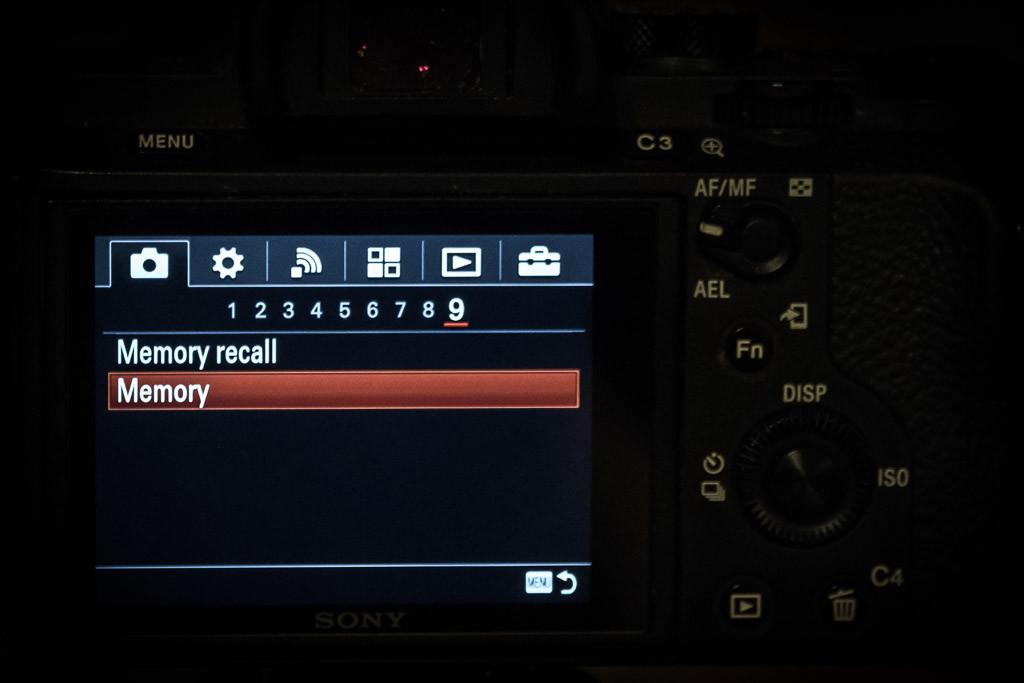 camerasettings