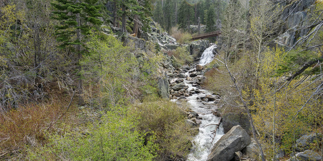 South Lake Tahoe Hiking Trails: Eagle Falls & Eagle Lake