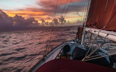 2015-2016 Caribbean Sailing Summary: Grenada, Grenadines, Dominica