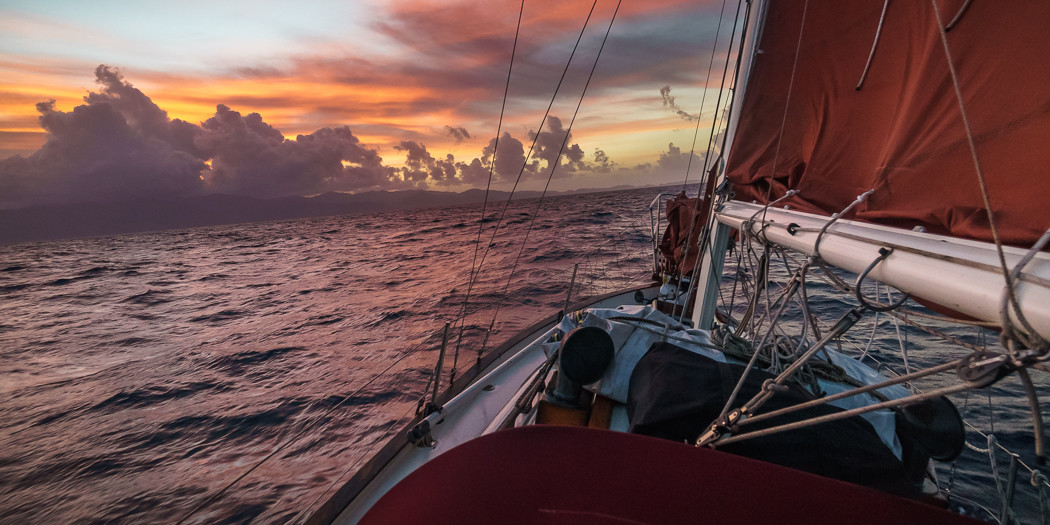 2015-2016 Caribbean Sailing Summary: Grenada, Grenadines, Dominica