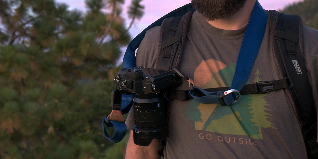 Hiking with Peak Design's Rugged Camera Strap & Capture Pro Clip