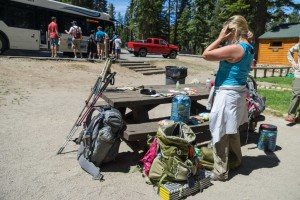 Reds Meadow resupply