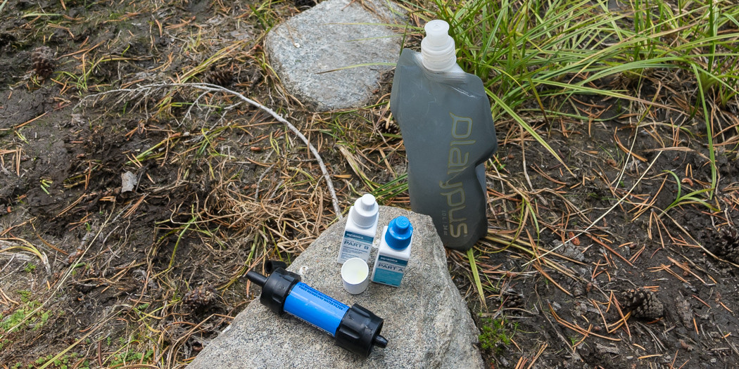 Lightweight Backpacking Water Treatment