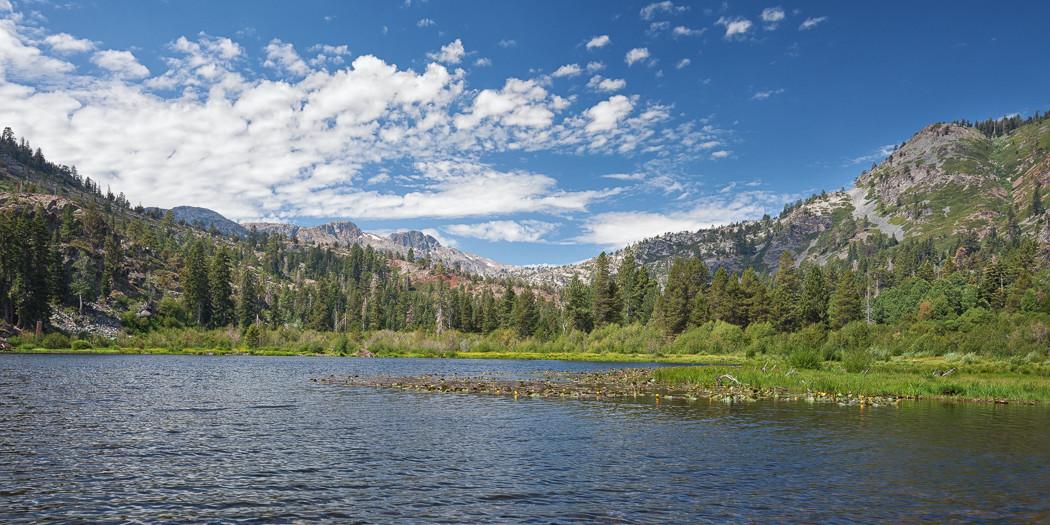 South Lake Tahoe Hiking Trails: Glen Alpine Springs & Lily Lake