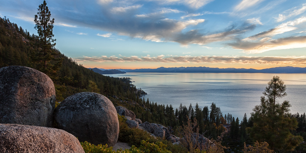 North Lake Tahoe Hiking Trails: Tunnel Creek and Marlette Lake
