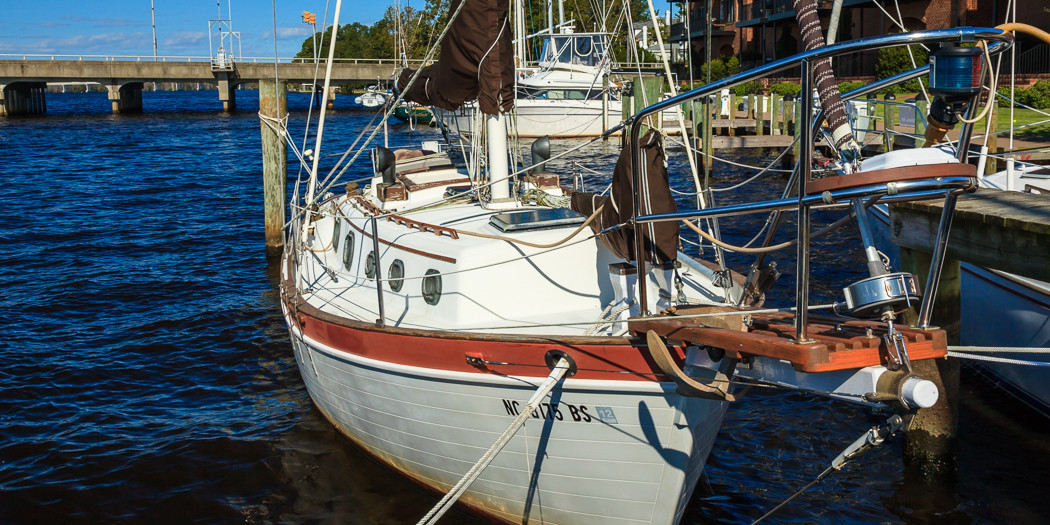 Buying a Sailboat: The Survey