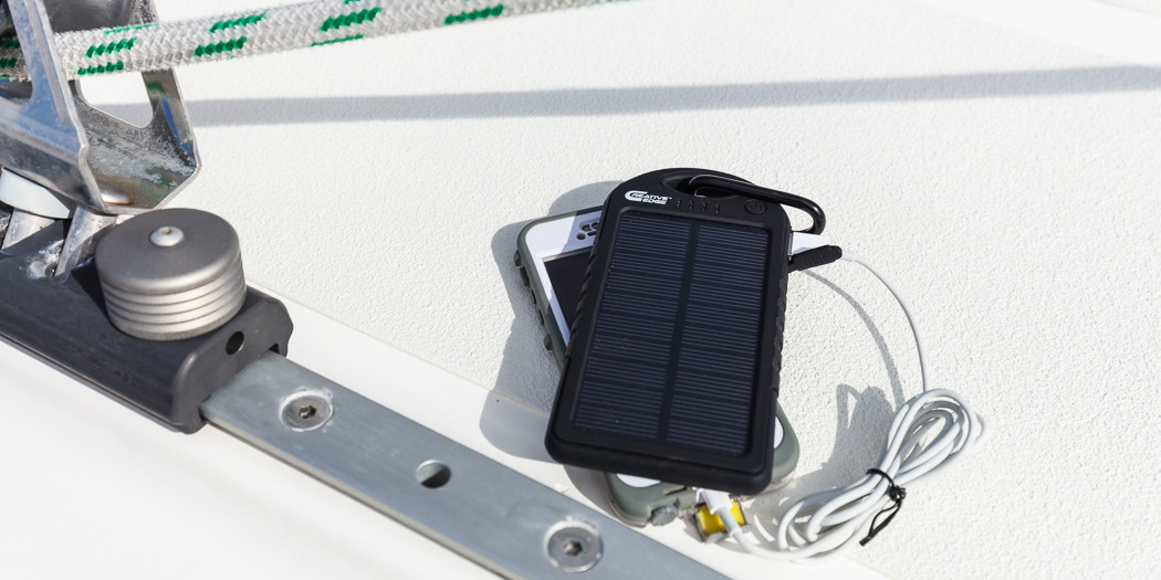 Creative Edge Solar 5 Solar Charger